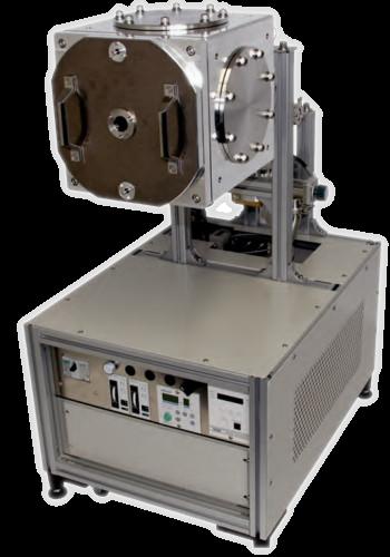 小型真空応用装置 真空チャンバ搭載型ターボ排気セット1